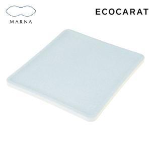 エコカラット トースト皿 ブルー K686B マーナ|n-kitchen