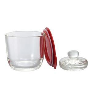 HARIO ガラスの一夜漬け器 S レッド GTK-S-R ハリオ n-kitchen