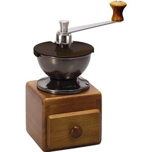 ハリオ HARIO スモールコーヒーグラインダー MM-2|n-kitchen