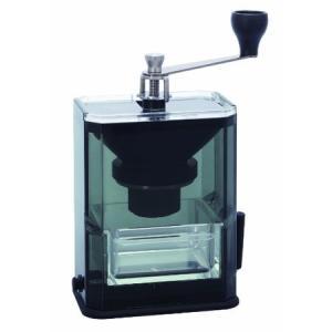 HARIO クリア コーヒーグラインダー MXR-2TB ハリオ|n-kitchen