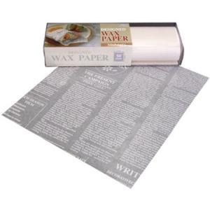 シーズン デザインWAXペーパー クレム・ブラン21.8×25cm PG-28 season n-kitchen