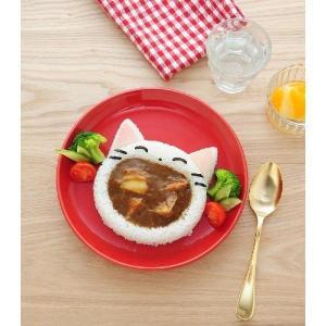 手では難しいご飯の成型が簡単にでき、かわいいカレーを楽しむことができます。 ライス型は丸耳のパンダご...