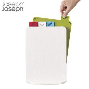ジョセフジョセフ JosephJoseph インデックス付まな板 アドバンス2.0 スリム ホワイト 60136 n-kitchen