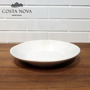 コスタ・ノバ スープ&パスタプレート W 25cm ホワイト NOP251W COSTA NOVA(コスタ・ノヴァ)|n-kitchen