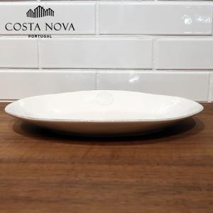 コスタ・ノバ オーバルプラター M ホワイト NOA302W COSTA NOVA(コスタ・ノヴァ)|n-kitchen