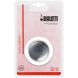 Bialetti(ビアレッティ) モカ 6カップ用パッキン&フィルターセット (部品) ストリックスデザイン n-kitchen