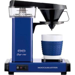モカマスター コーヒーメーカー 1杯用 ロイヤルブルー KB-300-RB|n-kitchen