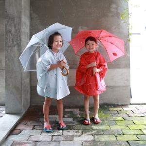 キッズ長傘 【392 plus m】 △ 三角柄 45cm 雨傘 n-marche