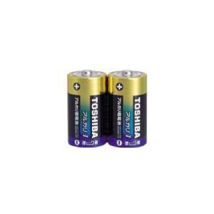 東芝 アルカリ乾電池 単1 LR20AG2KP 2本×5パック入 1箱