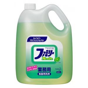 Kao ファミリーフレッシュ 4.5L×4本入 1箱|n-mark
