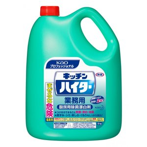 Kao キッチンハイター 5kg×3本入 1箱|n-mark
