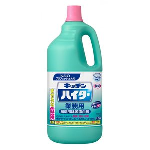 Kao キッチンハイター 2.7kg×4本入 1箱|n-mark