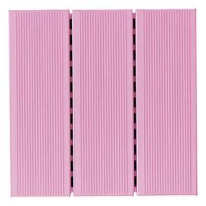 山崎産業 システムスノコ 本駒 ピンク 20枚入 1箱|n-mark