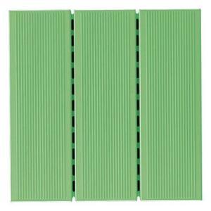 山崎産業 システムスノコ 本駒 緑 20枚入 1箱|n-mark