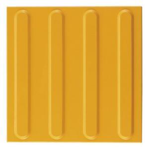 山崎産業 システムスノコ 誘導用駒 黄色 20枚入 1箱|n-mark