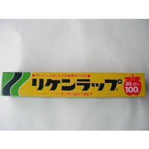 リケンラップ 30cm×100m 30本入 1箱 n-mark