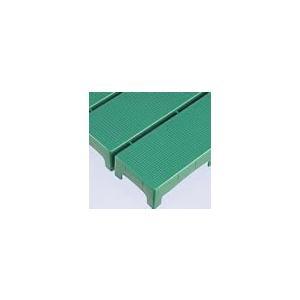 テラモト エコブロックスノコ 緑 16ピース入 1箱|n-mark