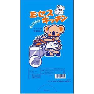 積水 ミセスキッチン 青 K-70BU 10枚×40袋入 1箱 |n-mark