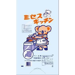 積水 ミセスキッチン 透明 K-70NU 10枚×40袋入 1箱 |n-mark