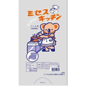 積水 ミセスキッチン 半透明 K-70WU 10枚×40袋入 1箱 |n-mark