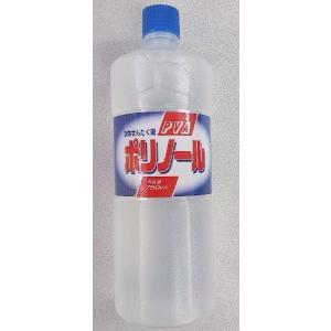 洗たく糊 ポリノール(水のり) 750ml PVA 1本