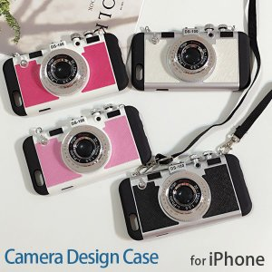 宅配便送料無料 カメラデザインiPhoneケース iPhone6 ケース iPhone6plus アイフォンケース|n-martmens