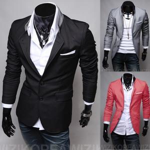 【宅配便送料別】3カラー スリムシルエット テーラードジャケット メンズ ジャケット ブレザー テーラードジャケット|n-martmens
