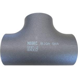 住金 鋼管製チーズ T-SGP-80A 【159-9381】 n-nishiki