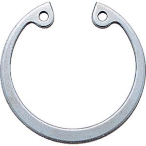 TRUSCO スナップリング穴用 ステンレス 呼び径R−30 (6個入) B91-0030 【161-0678】