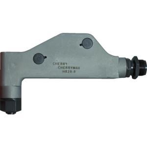 【特長】 ■G84を使用し、ブラインドボルトを打鋲する際にヘッド部に装着するライトアングルタイプのプ...