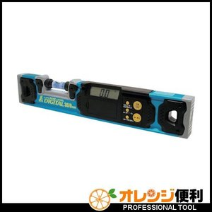 シンワ測定 シンワ ブルーレベルデジタル 350mm 76343 【816-4283】