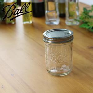 ( メイソンジャー ワイドマウス 500 ) Ball ボール 保存 瓶 容器 密封 ガラス ジャム アメリカ製|n-raffine