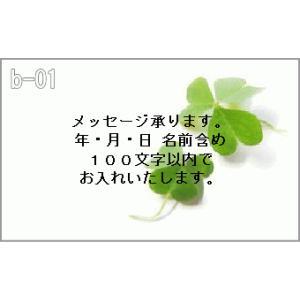 メッセージカード / シール (花モチーフ)|n-raffine