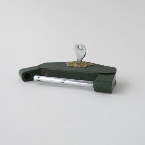 ブルドック印 倉庫錠 2号 V型(3枚鍵)|n-room|05