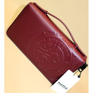 セカンドバック 長財布 メンズ セール50%OFF アンジェロ パジェロ レッド po-0208-07-69|n-shopping