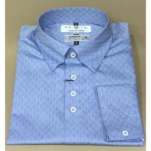BBCO ビビコ・コレクション カッターシャツ ワイシャツ w−17804−1|n-shopping