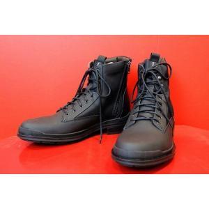 ピレリ PIRELLI レザーブーツ ブラック 秋冬セール20%OFF ピレリ靴