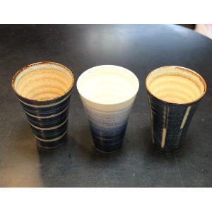 国産 陶ビアーカップ|n-shopping