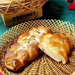 三つ編みパン レーズンブレッド 1本 菓子パン お取り寄せ 常温発送|n-shopping