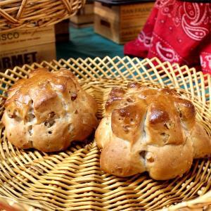 クルミブレッド くるみパン クルミフラワー 菓子パン 2個 お取り寄せ 常温発送|n-shopping