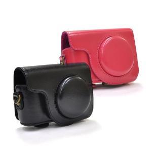カメラケース CASIO EXILIM EX-ZR1100 デジカメキャリーケース ネックストラップセット