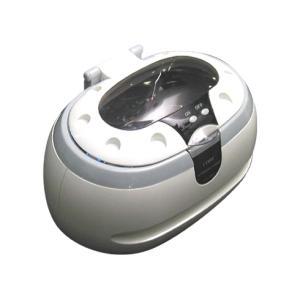 超音波洗浄器 超音波クリーナー めがね洗浄器 メガネ 時計 アクセサリー ピカピカ|n-style
