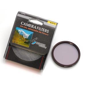 CPLフィルター(サーキュラー偏光フィルター)77mm|n-style