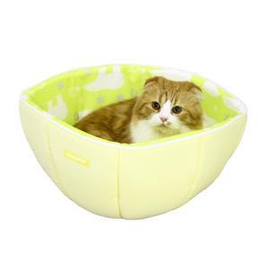 ひんやり ペット用ベッド ソファー カドラー 犬猫 暑さ対策  ひんやり涼感ある手触りの、猫用クール...