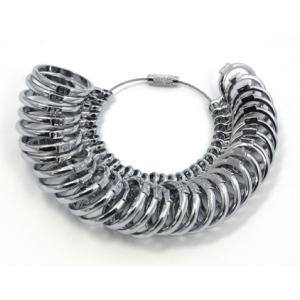 指輪ゲージリング(1〜30号) 指輪サイズ測り|n-style