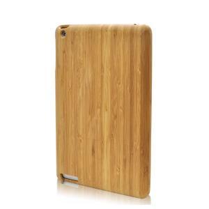 新しいiPad(2012) iPad2ケース 天然竹ハードケース ウッドケースカバー|n-style