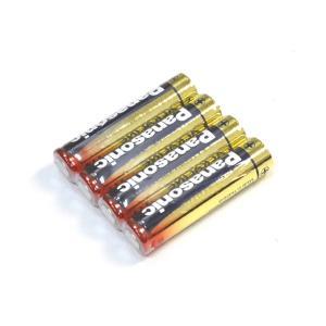 アルカリ 単4乾電池 パナソニック 4個1パック 単四電池 Panasonic|n-style