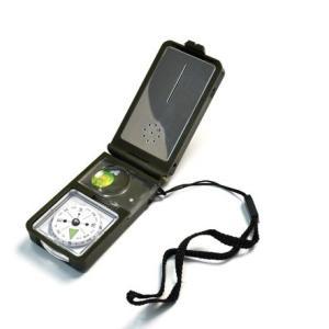 多機能オイルコンパス 温度・湿度計・LEDライトつき|n-style