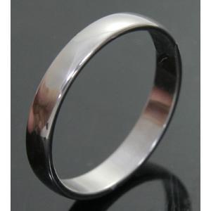 タングステンリング【シンプルプレーンタイプ】 指輪刻印無料 n-style