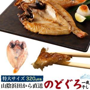 のどぐろ 干物 一夜干し 320g 冷凍 国内 島根県産 産地直送 贈答用 ギフト お取り寄せ グルメ|n-style